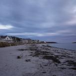Kennebunport coastline, Maine