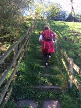 Stair sprints