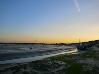 Sunset at Leigh-On-Sea