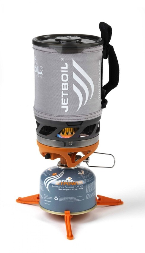 Jetboil Sol Cooking system (For the essential morning coffee)