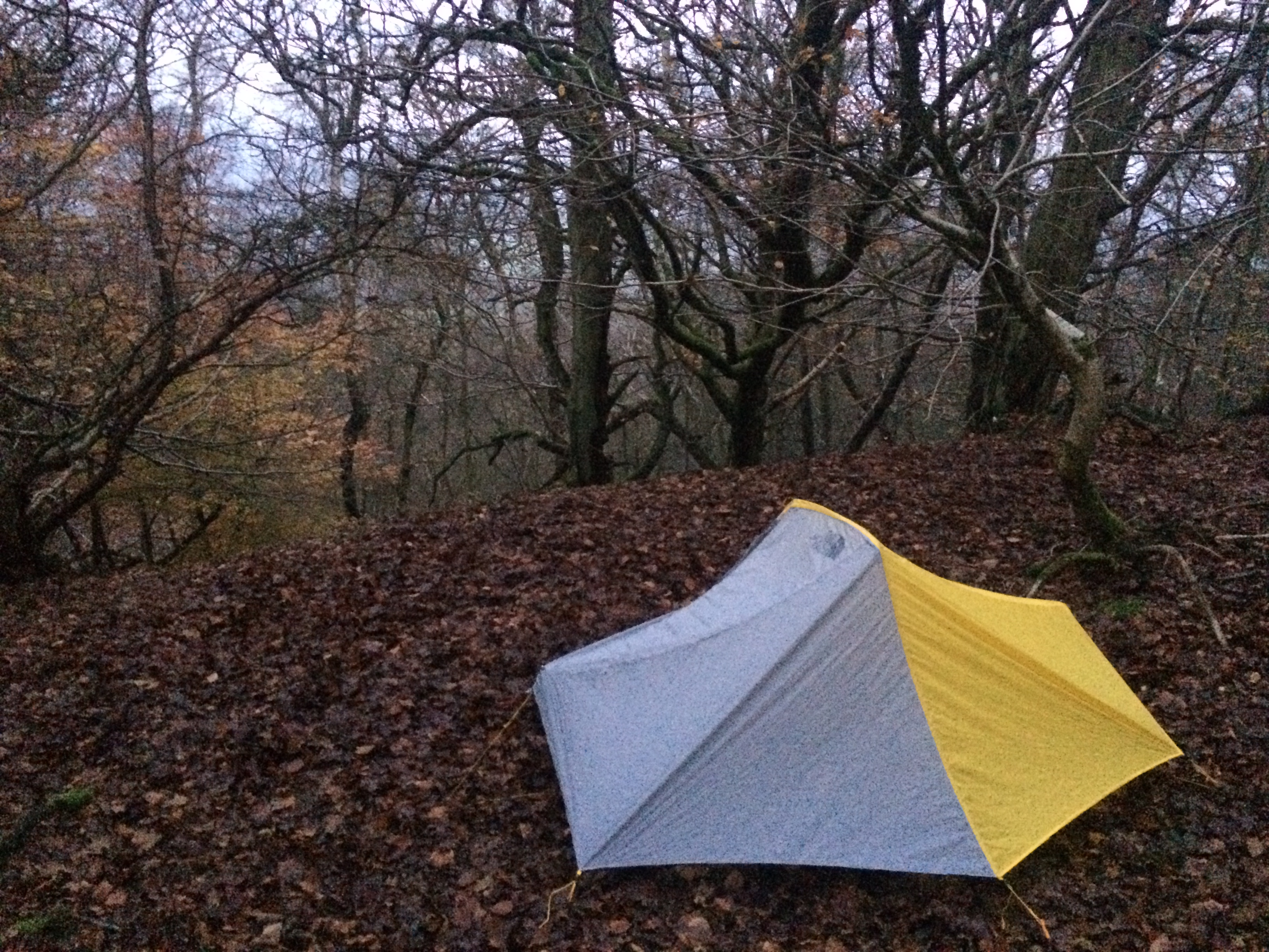 tent the north face o2