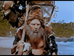 This is how I may look when I reach Auckland again.
