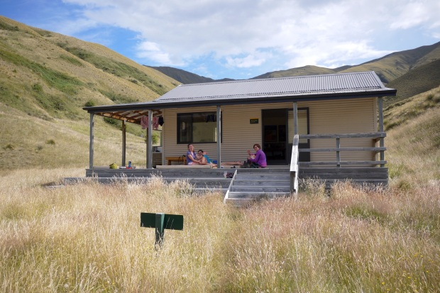 Rose Hut, Motatapu Mountains
