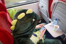 Even Dino's have a social (media) life