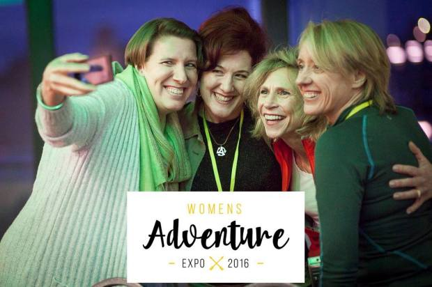 womens adventur expo